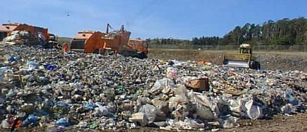 Mülldeponie