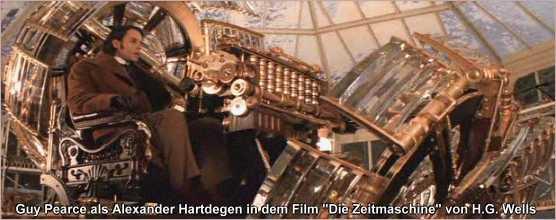 Die Zeitmaschine von H. G. Wells
