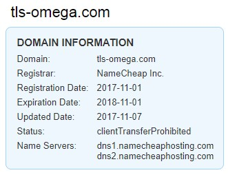 Whois TLS-Omega